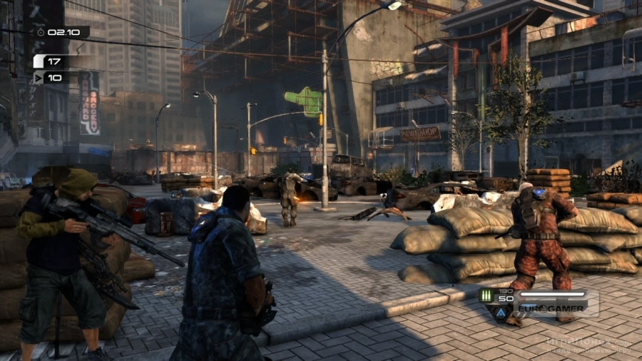 Скриншот к игре Inversion