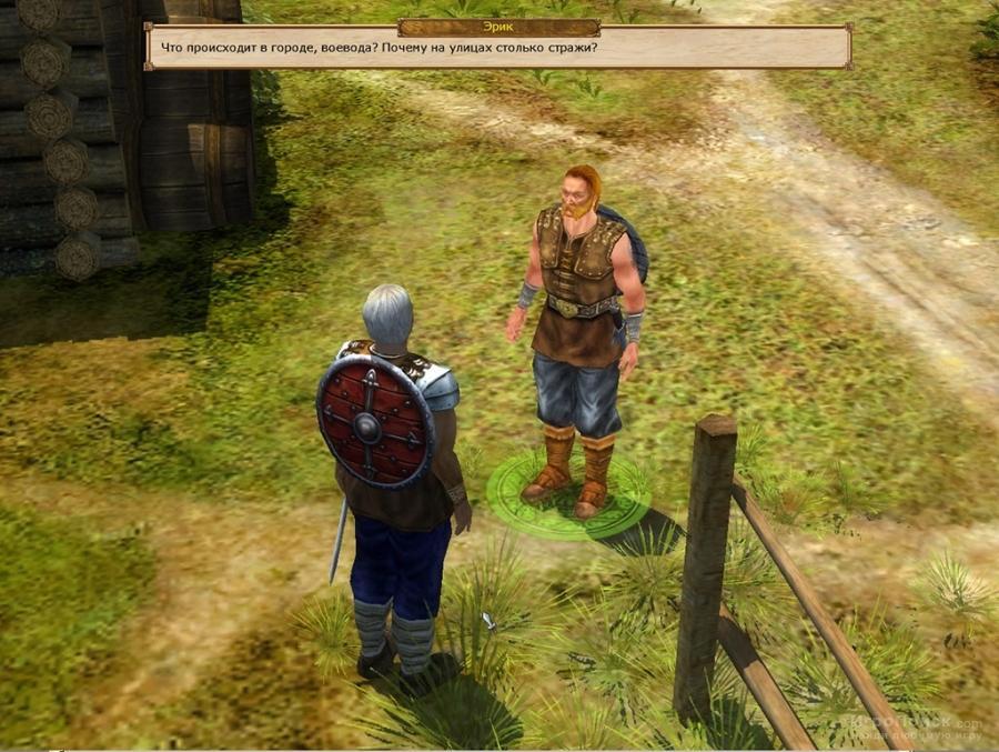 Скриншот к игре Konung 3
