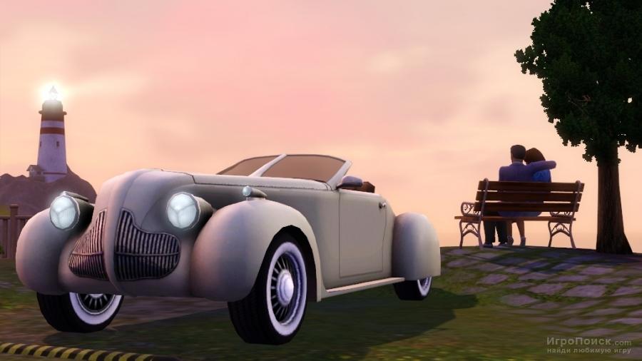 Скриншот к игре The Sims 3: Fast Line Stuff