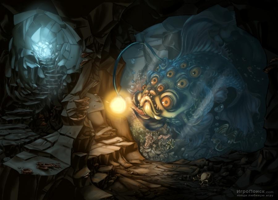 Скриншот к игре The Whispered World