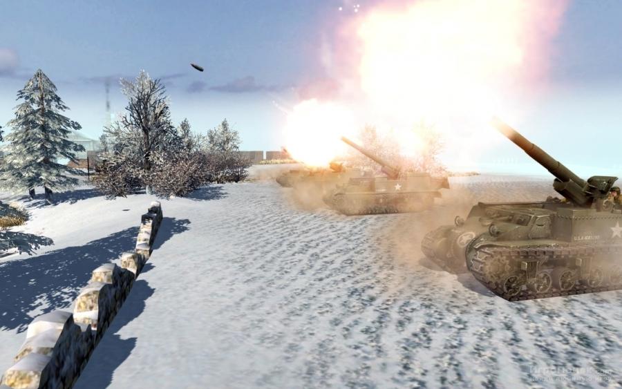 Скриншот к игре Men of War: Assault Squad
