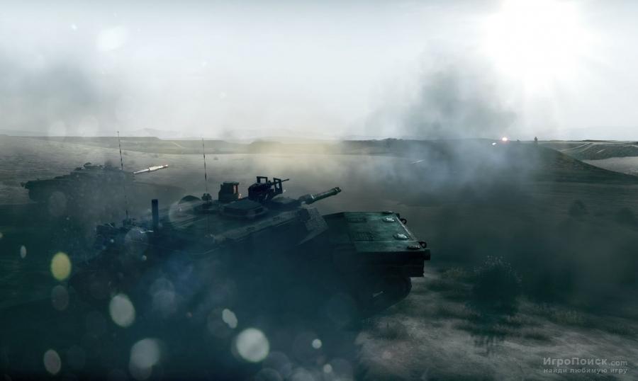 Скриншот к игре Battlefield 3