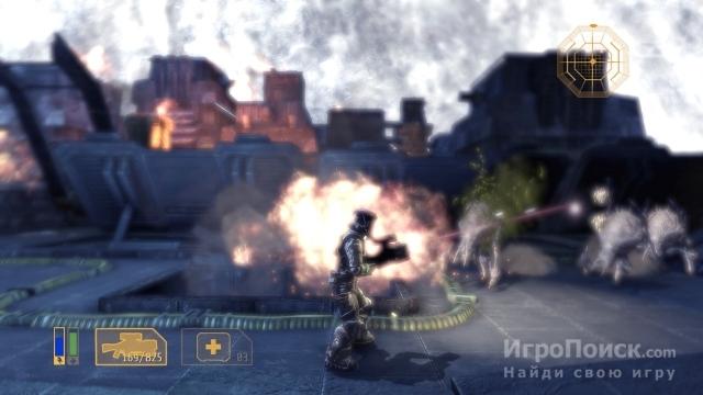 Скриншот к игре Alien Breed 3: Descent