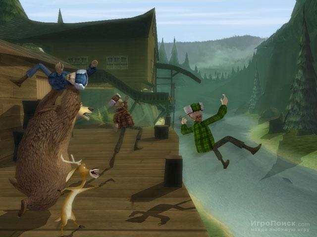Скриншот к игре Open Season