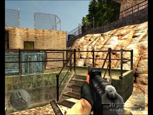 Скриншот к игре Alcatraz
