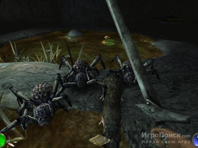 Скриншот к игре Arx Fatalis