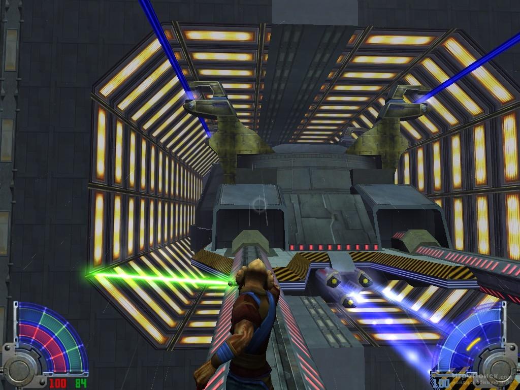 Скриншот к игре Star Wars Jedi Knight: Jedi Academy