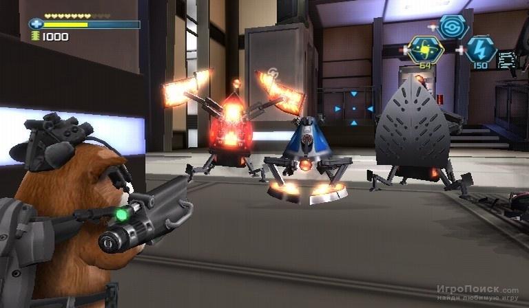 Скриншот к игре G-Force