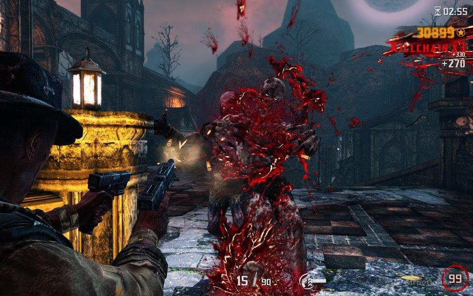 Скриншот к игре The Haunted: Hells Reach