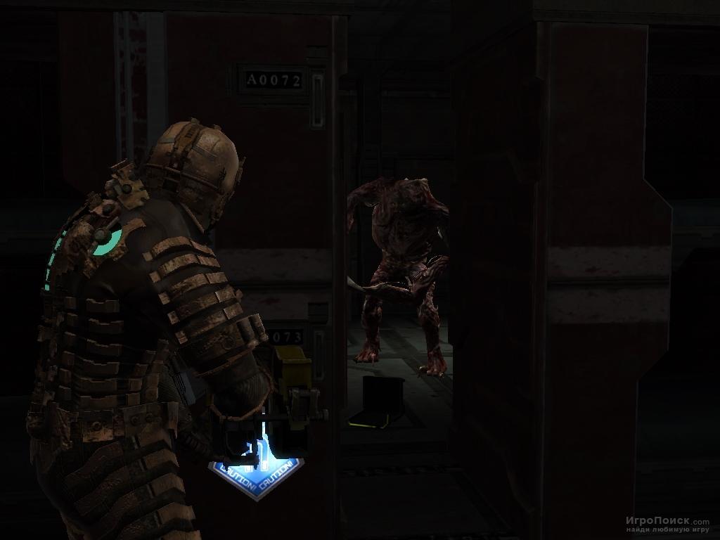 Скриншот к игре Dead Space