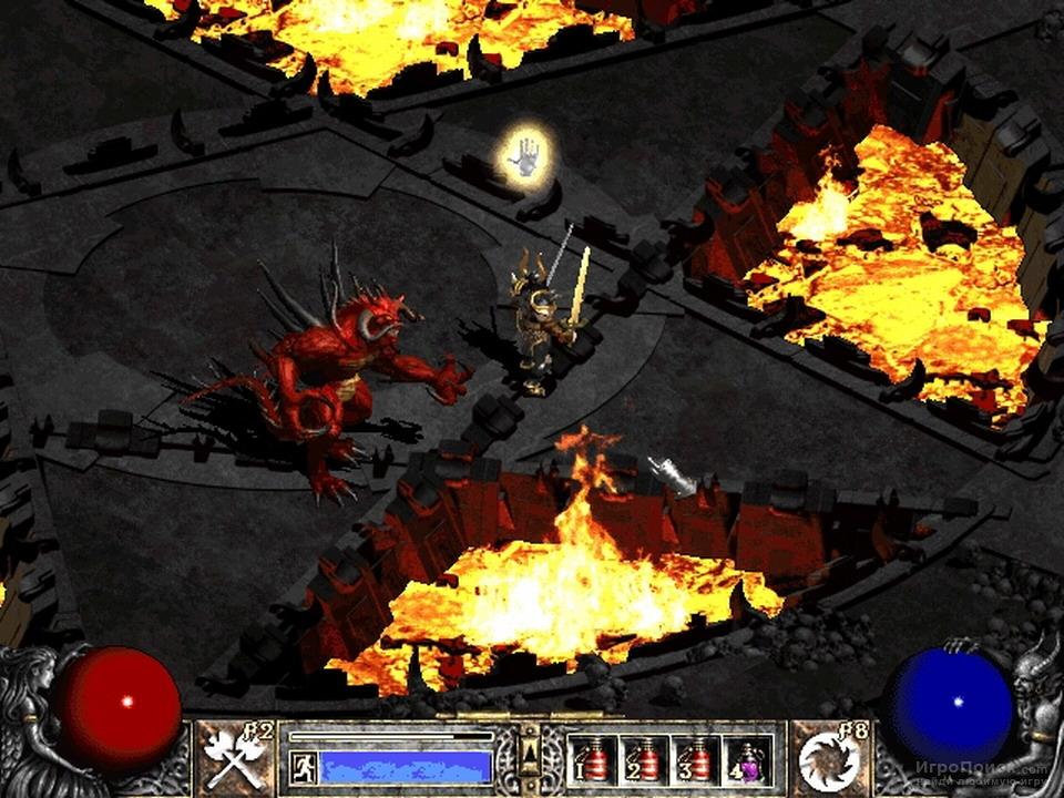 Скриншот к игре Diablo II