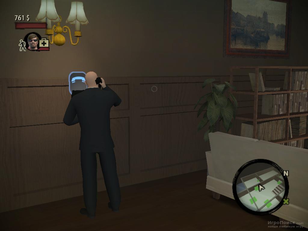 Скриншот к игре The Godfather II