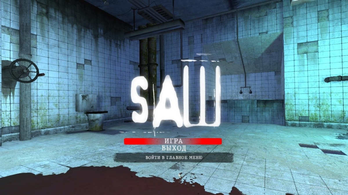 Скриншот к игре Saw: The Video Game