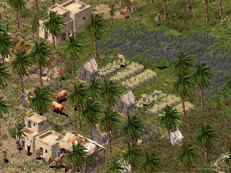 Скриншот к игре Stronghold: Crusader