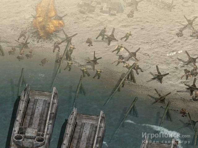 Скриншот к игре Commandos 3: Destination Berlin