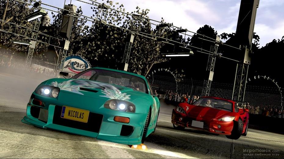 Скриншот к игре Juiced 2