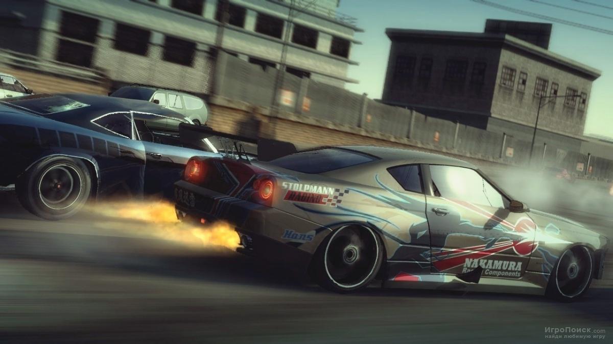 Скриншот к игре Burnout Paradise