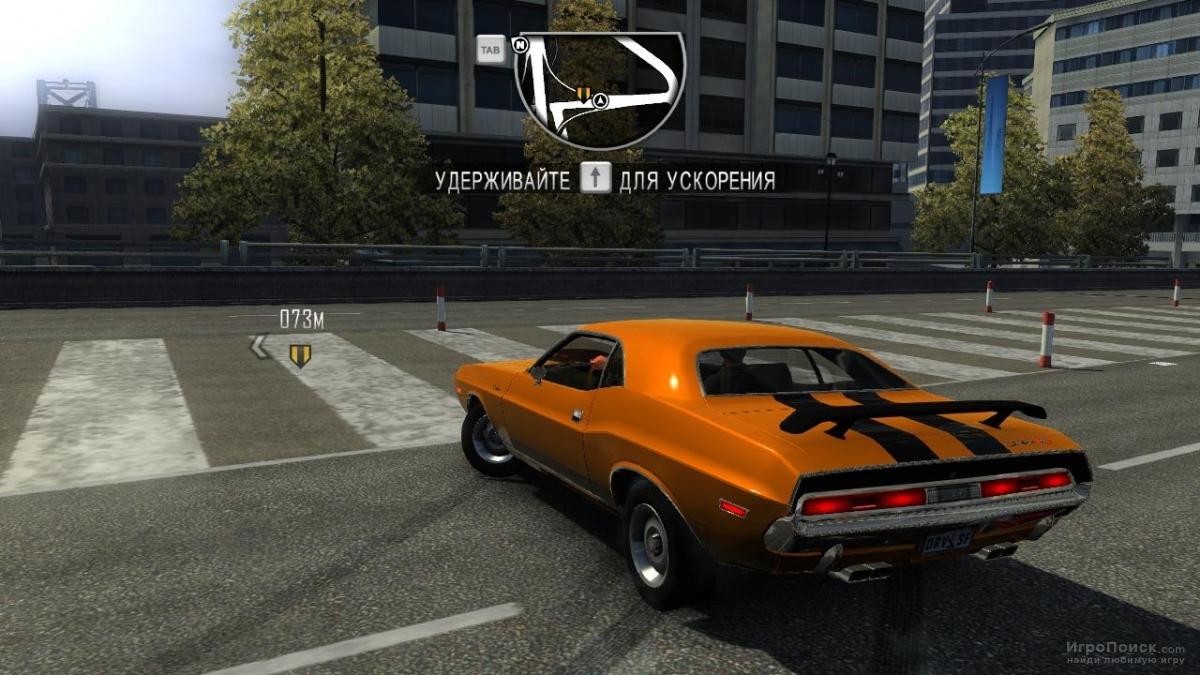Скриншот к игре Driver: San Francisco