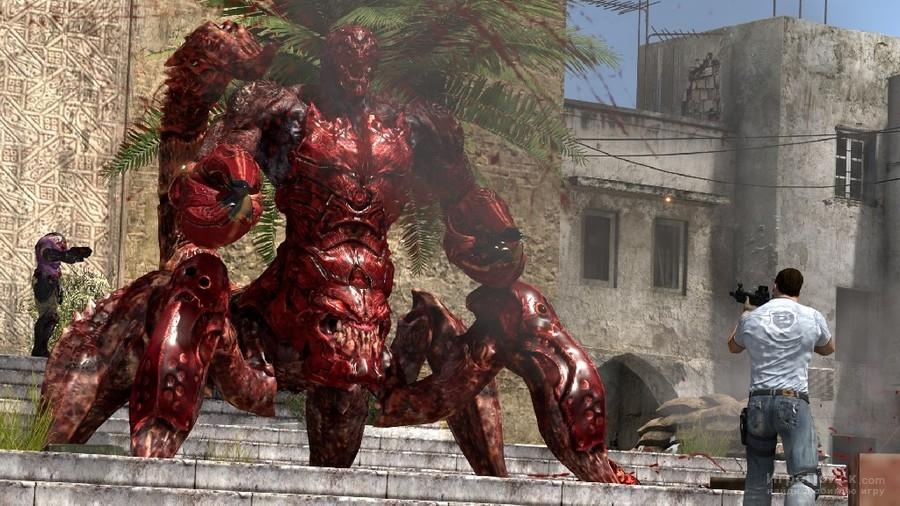 Скриншот к игре Serious Sam 3: BFE