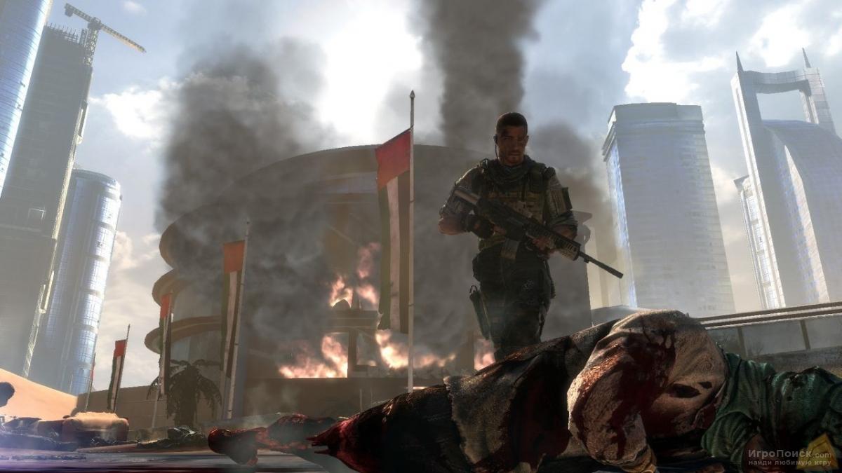 Скриншот к игре Spec Ops: The Line