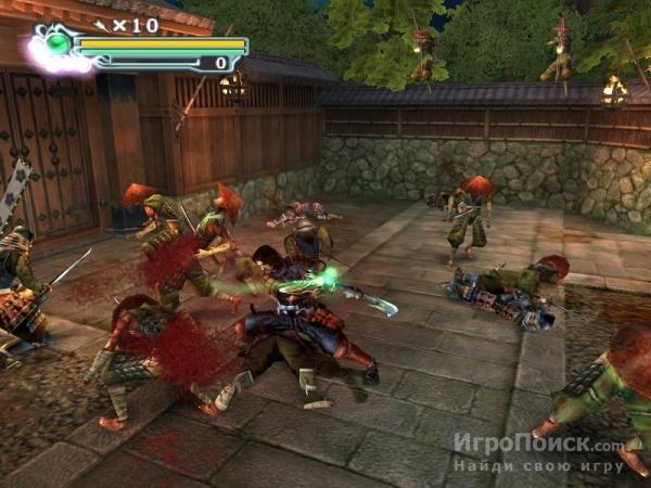 Скриншот к игре Onimusha 3 Demon Siege