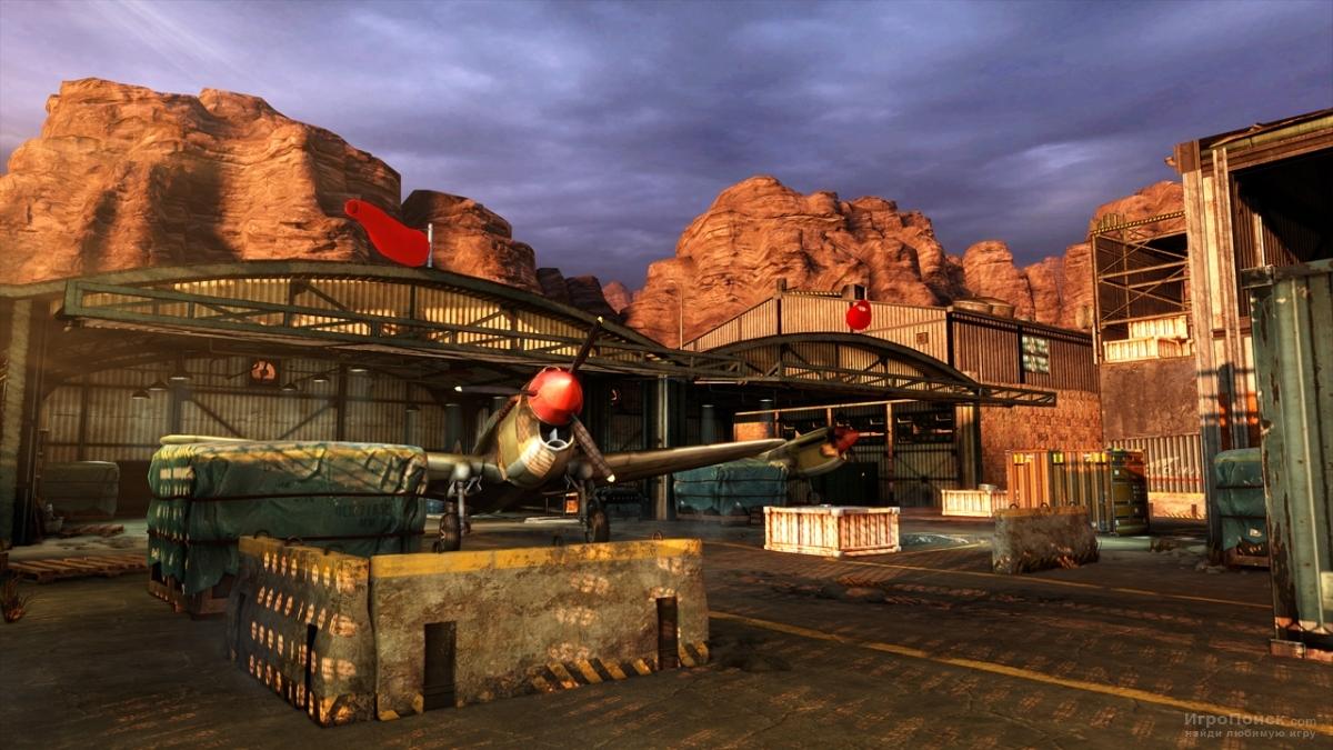 Скриншот к игре Uncharted 3: Drake's Deception