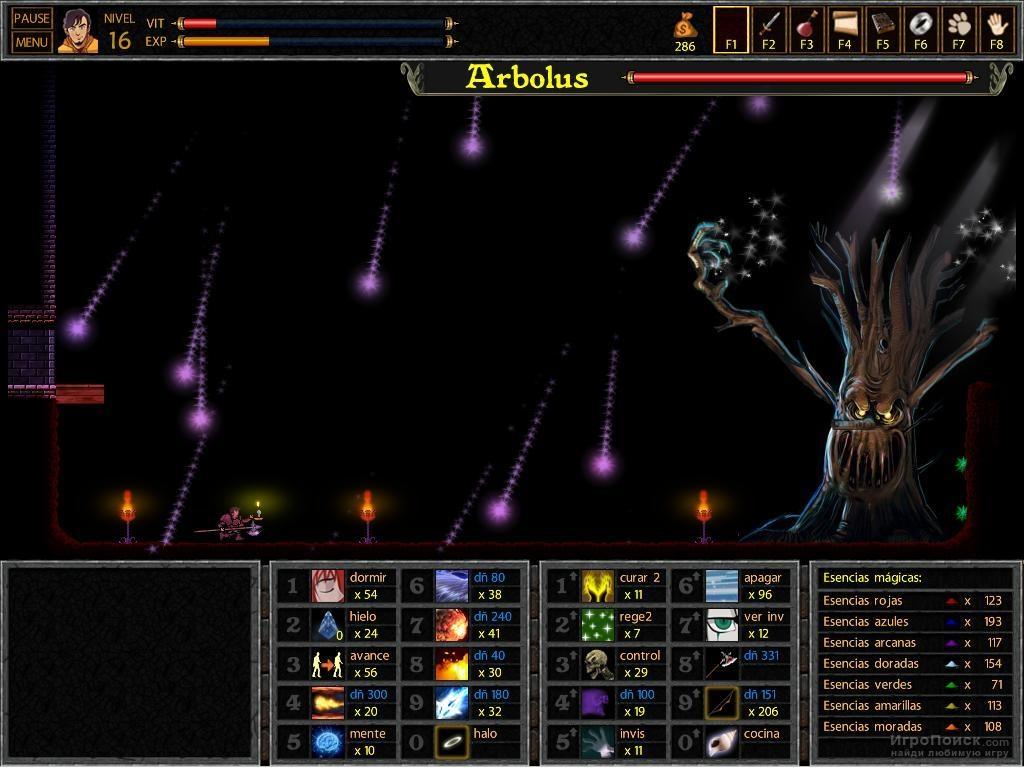 Скриншот к игре Unepic