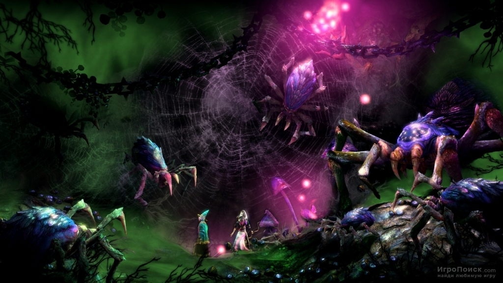 Скриншот к игре Trine 2