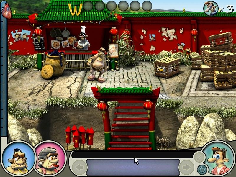 Скриншот к игре Neighbours from Hell 2: On Vacation