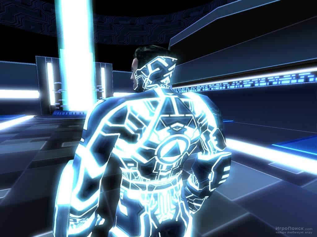 Скриншот к игре Tron 2.0