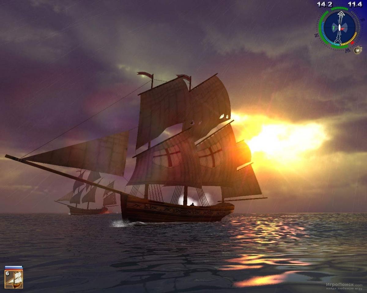 Скриншот к игре Pirates of the Caribbean