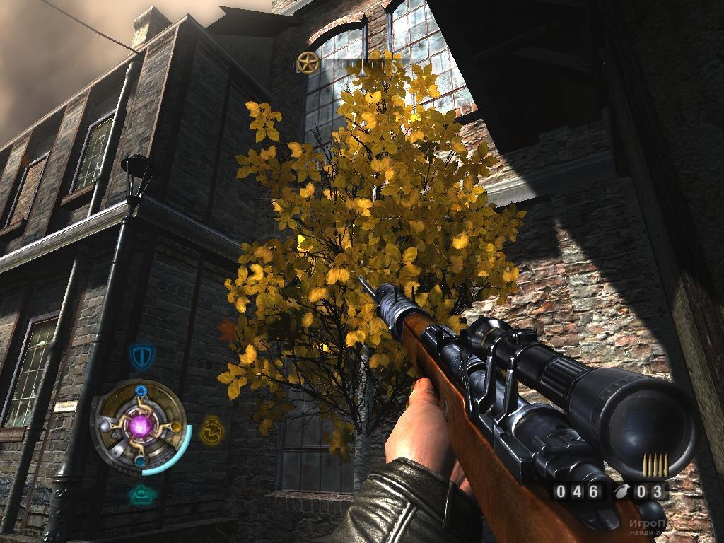 Скриншот к игре Wolfenstein