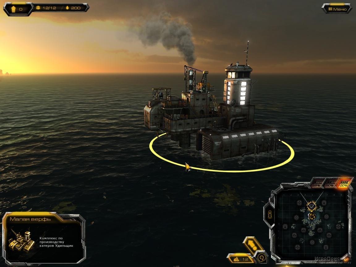 Скриншот к игре Oil Rush