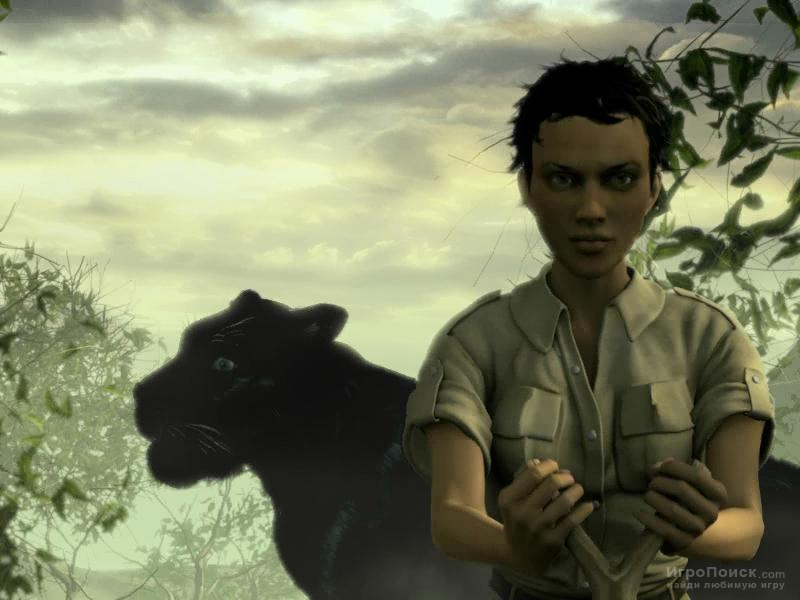 Скриншот к игре Paradise