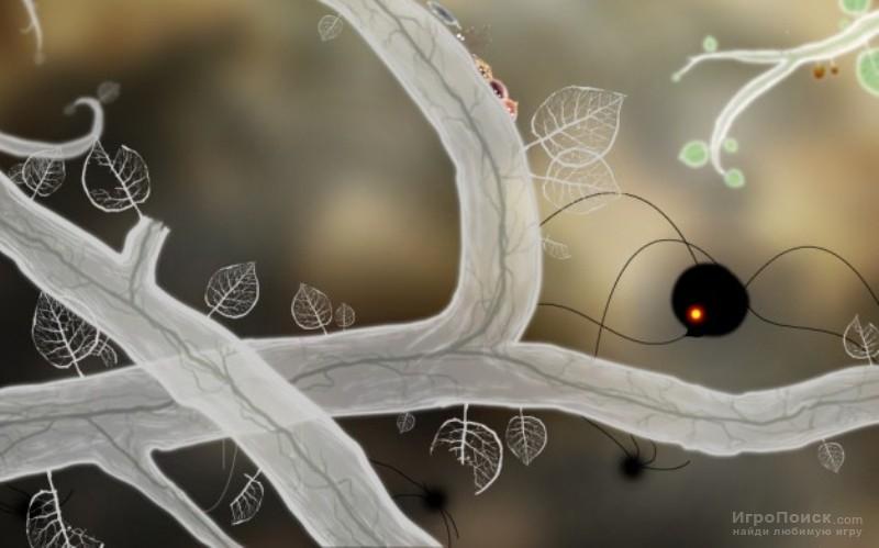 Скриншот к игре Botanicula