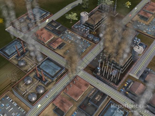 Скриншот к игре City Life