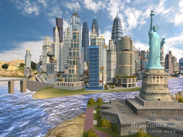 Скриншот к игре City Life Deluxe