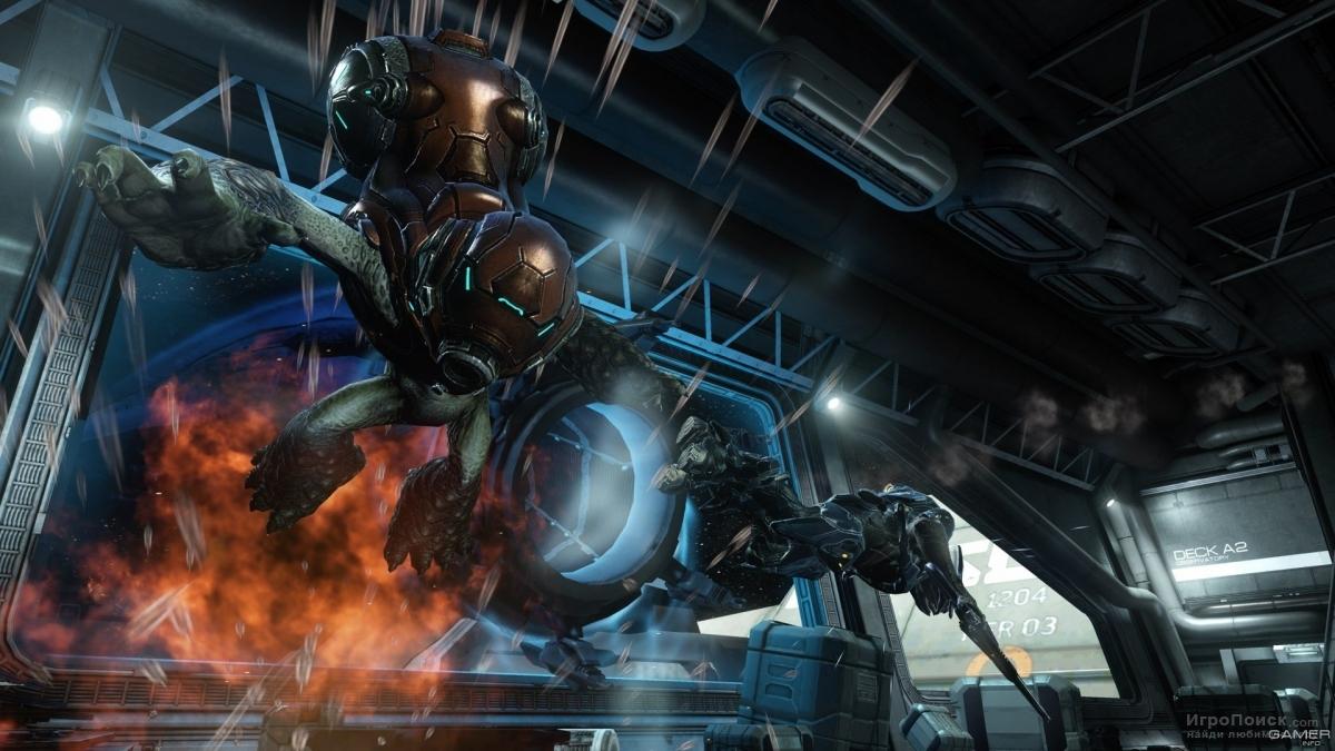 Скриншот к игре Halo 4
