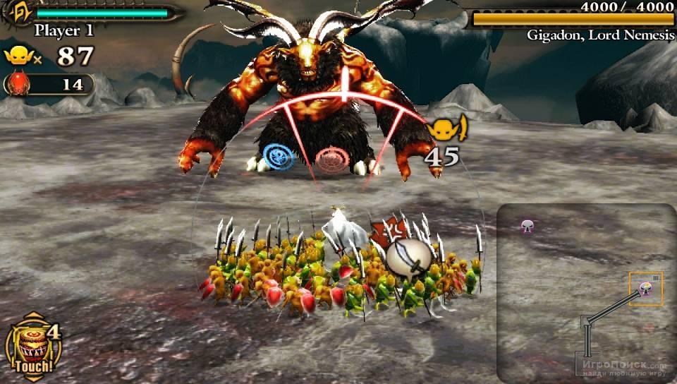 Скриншот к игре Army Corps of Hell