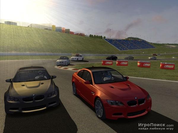 Скриншот к игре BMW M3 Challenge