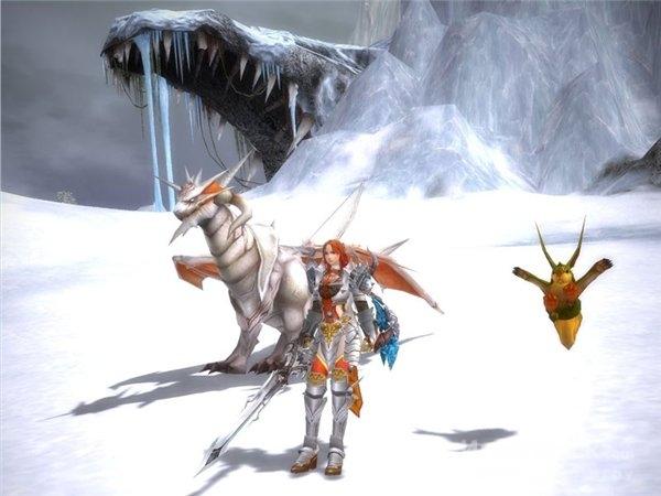 Скриншот к игре Rappelz