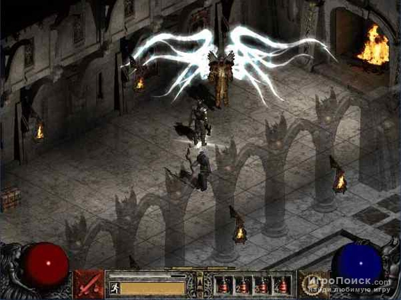 Скриншот к игре Diablo II: Lord of Destruction