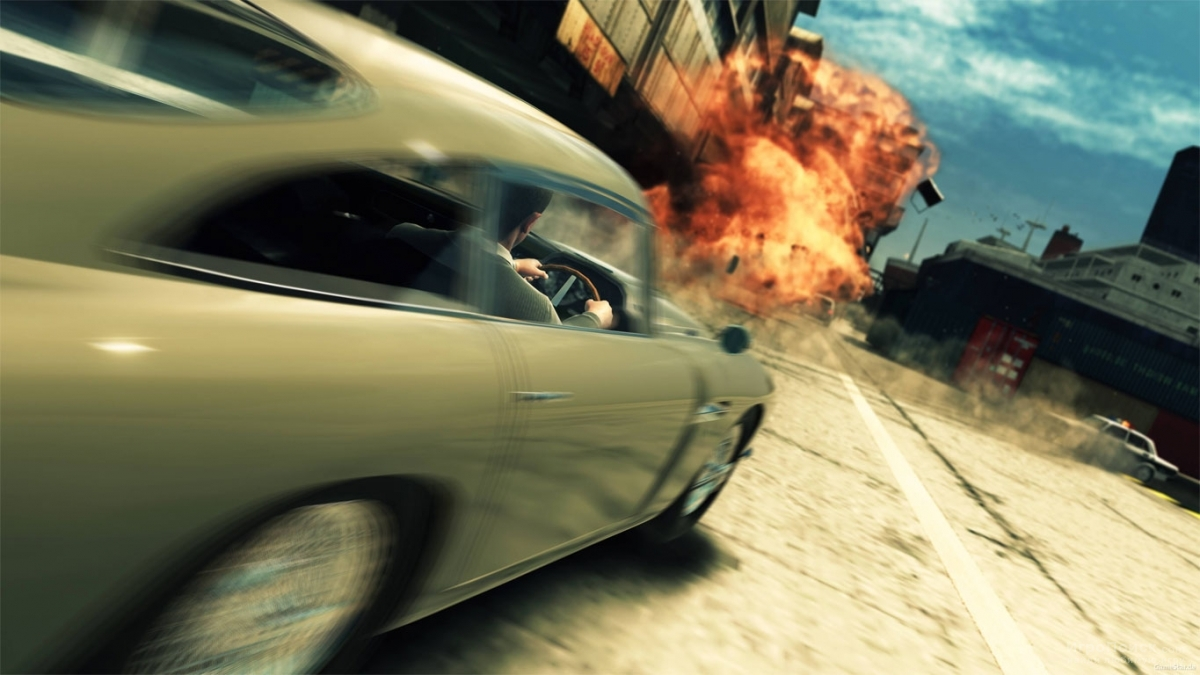 Скриншот к игре James Bond 007: Blood Stone