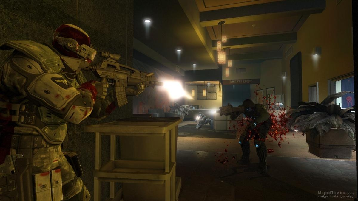 Скриншот к игре F.E.A.R. 2 Reborn