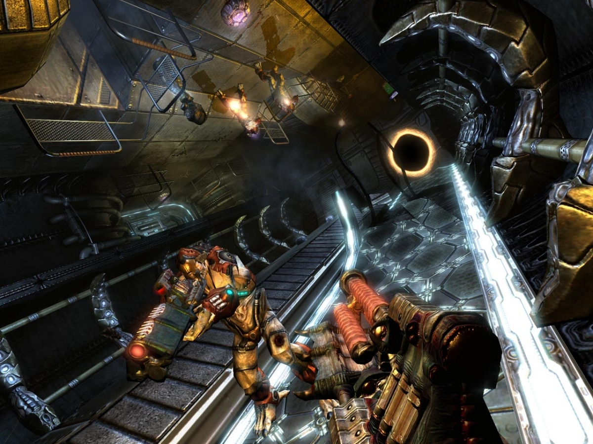 Скриншот к игре Prey