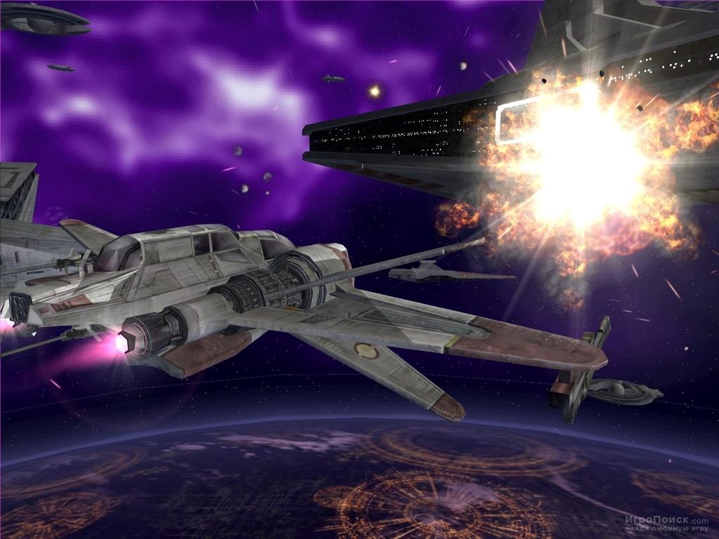 Скриншот к игре Star Wars: Battlefront 2