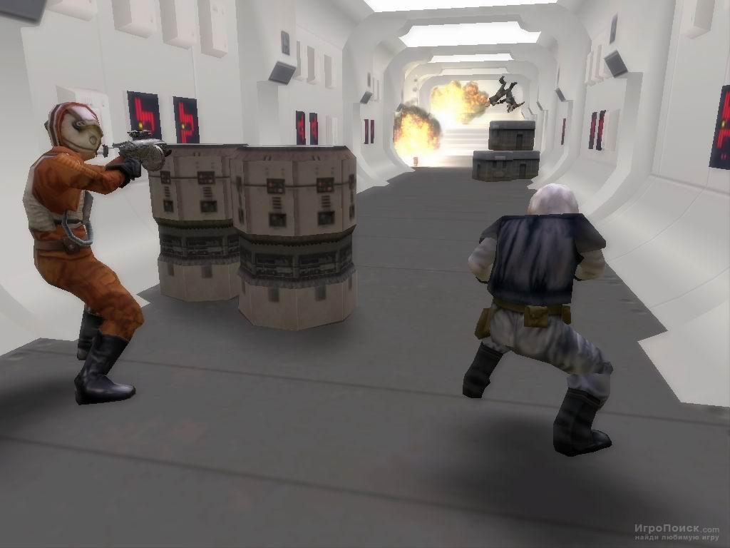 Скриншот к игре Star Wars: Battlefront