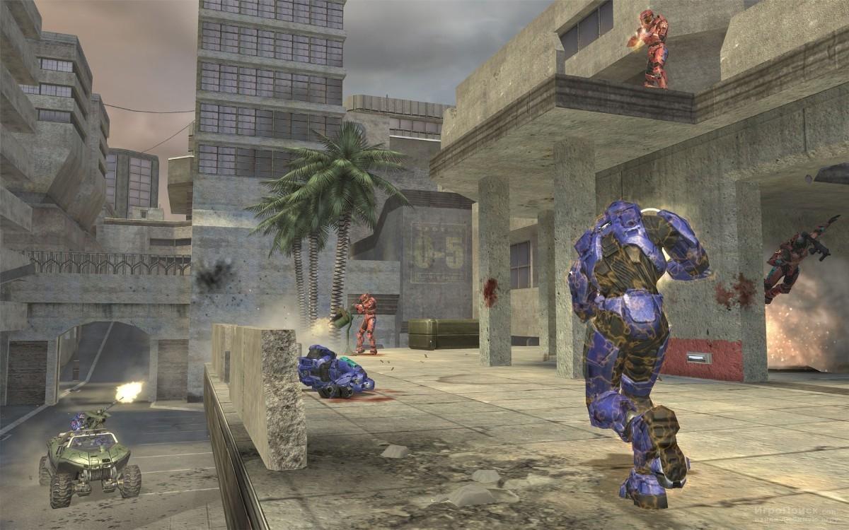 Скриншот к игре Halo 2