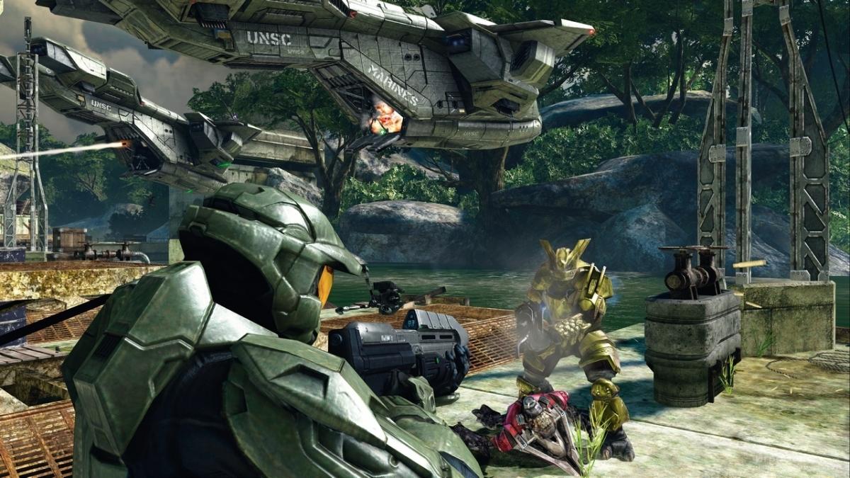 Скриншот к игре Halo 3