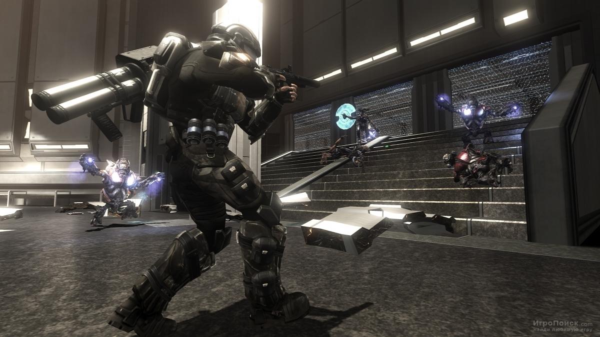 Скриншот к игре Halo 3: ODST